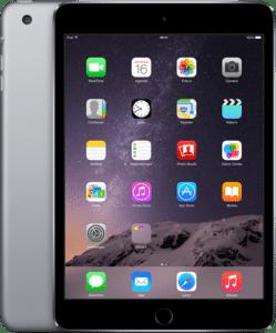 iPad Mini 3 reparatie Heerenveen Friesland